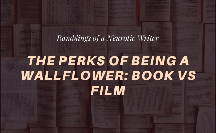 The Perks Of Being A Wallflower: Book vs Film