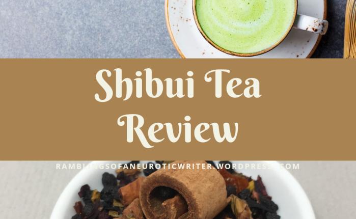 Shibui Tea Review