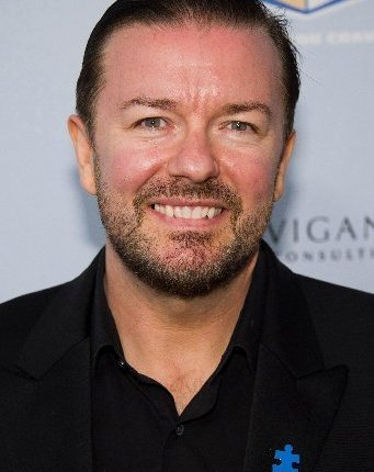 Review: Seeing Ricky Gervais Live
