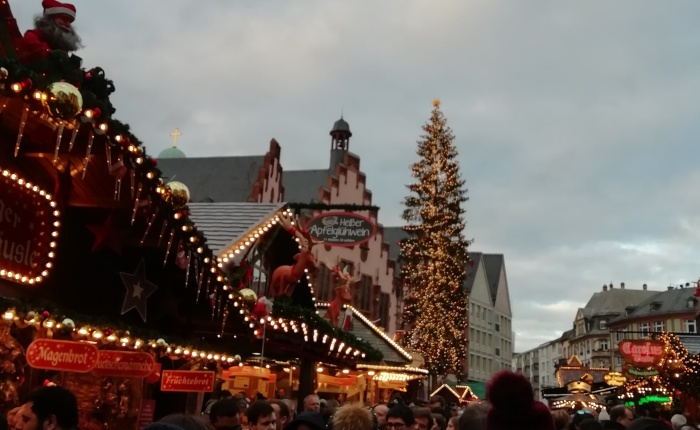 Christmas Markets – Frankfurt