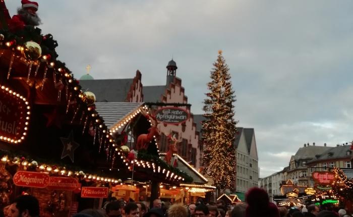 Christmas Markets –Frankfurt