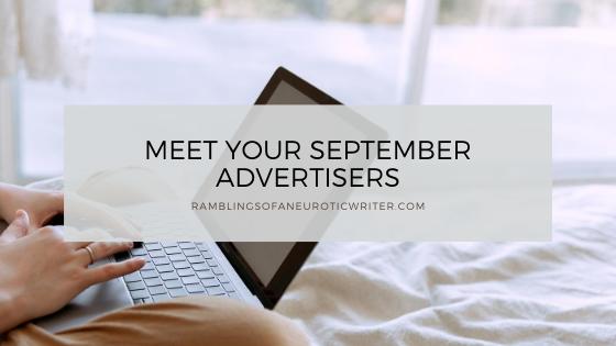 Meet Your September Advertisers